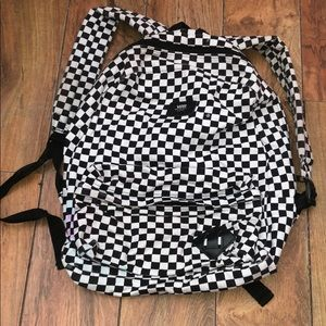 Vans Checkered Bookbag